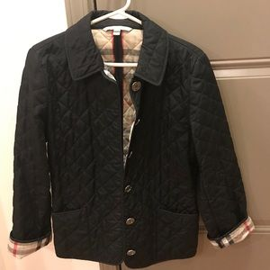 Women's Burberry Brit Coat